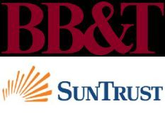 BB and T and Suntrust merge