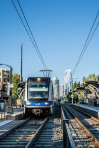 Lync Light rail uptown Charlotte